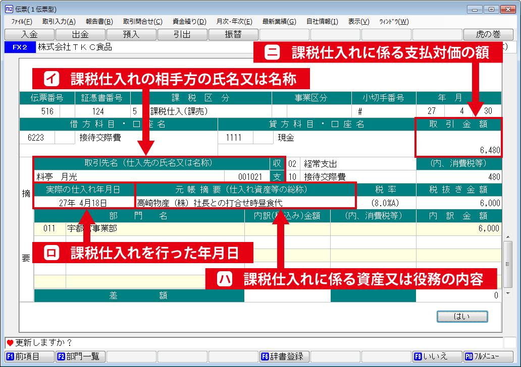 新会計システムFinTech 10